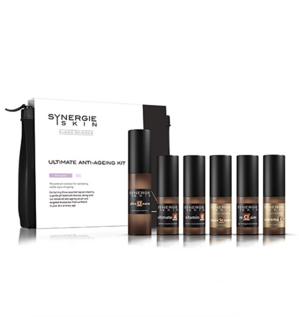Ultimate Anti-Aging kit Synergie Skin NL