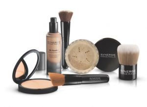 synergie Skin minerale make-up